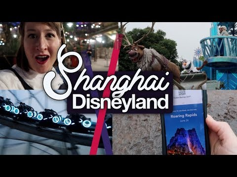 Buying Fastpasses at Shanghai Disney - Premier Access Pass! June 2018 LAST VLOG!