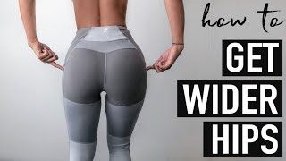 Best exercises to grow the SIDE BOOTY // WIDER HIPS Workout ─ Get rid of Hip Dips! Video