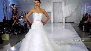 Показ    SEMIDA SPOSA, Moscow Bridal Weekend 2015, Часть 1