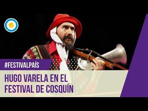 Hugo Varela en el Festival de Cosquín 2016 (1 de 2)
