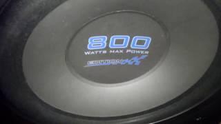 M.O.P. - Ante Up (Magnat BS33 Bass Test) HD