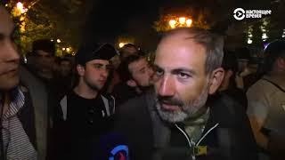 «Саргсян – символ коррупции». Организатор протестов в Ереване объявил о начале «революции»