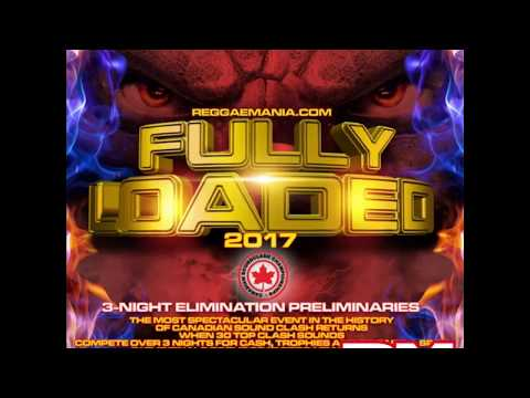 The Fully Loaded Sound Clash Championship Finals (09.30.17 @ Topaz) Promo Video