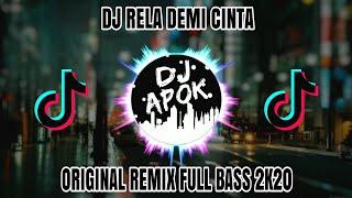 DJ WALAUPUN TERBENTANG JARAK DI ANTARA KITA ( ORIGINAL REMIX FULL BASS ) VIRAL TIK TOK 2019