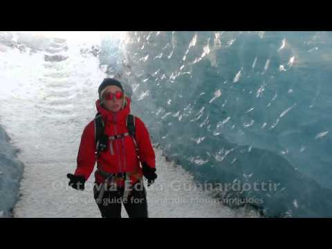 The effects of climate change on glacier tourism in Iceland