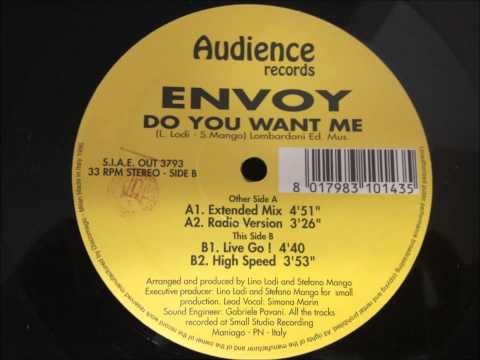Envoy - Do You Want Me