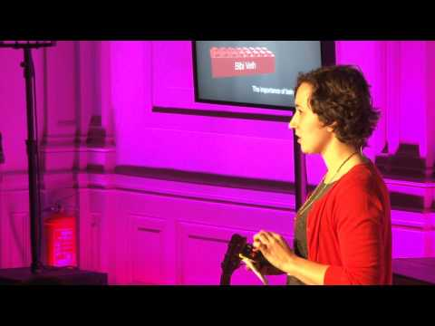 The importance of being yourself: Bibi Veth at TEDxHaarlem