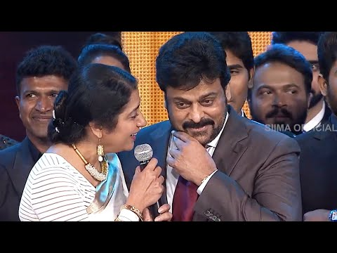 Shuhasini Recollects The Affection Towards Chiranjeevi With A Song