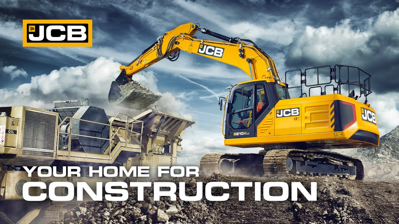 Welcome to JCB Machines
