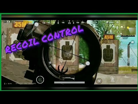 How to control recoil with 3 fingers claw
