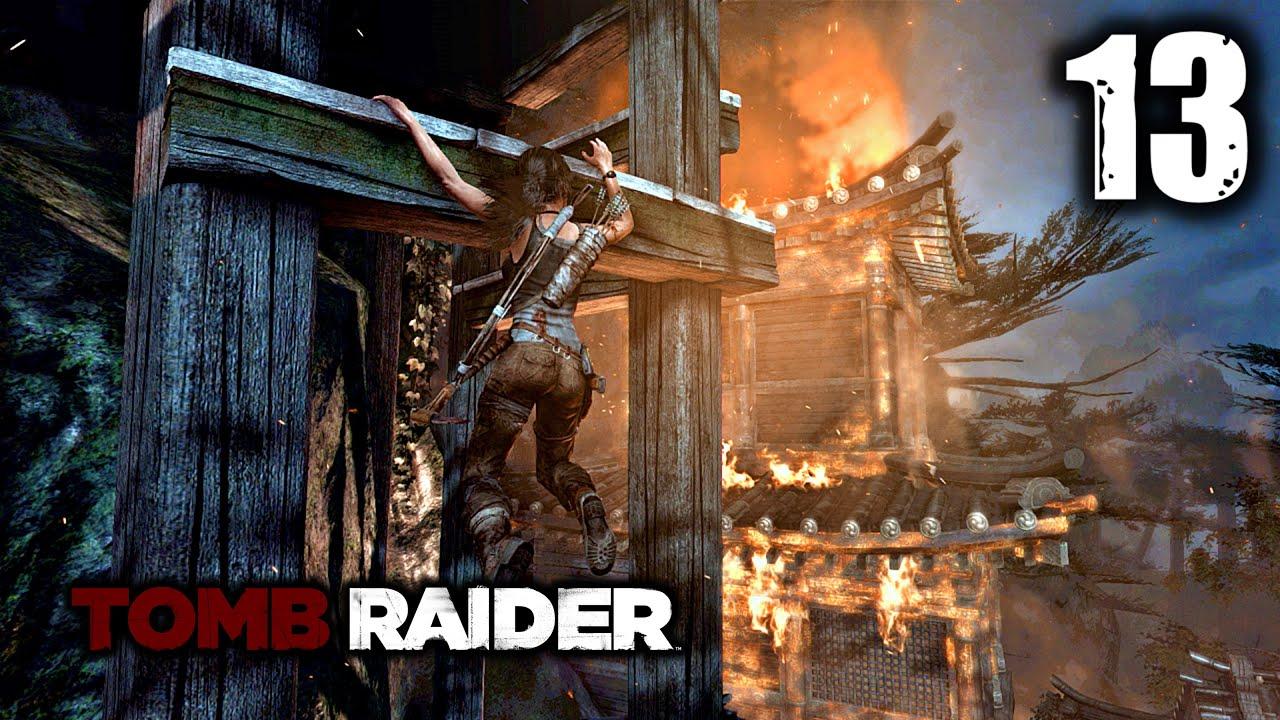 Tomb Raider Definitive Edition Gameplay Walkthrough Part 13