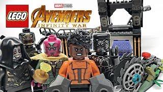 2020 New Infinity War Marvel Avengers Corvus Thresher Attack Set