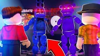 Roblox Cinco Noches en Freddys CHALLENGE 4! - ¡Desafíos secretos de Animatronics! ¡Cinco noches en Freddys!