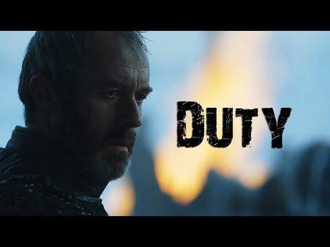 (GoT) Stannis Baratheon    Duty