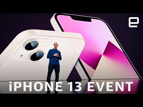 Apple's iPhone 13 event in under 10 minutes