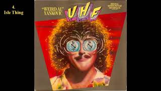 """""""Weird Al"""" Yankovic - UHF - Original Motion Picture Soundtrack and Other Stuff (1989) [Full Album]"""
