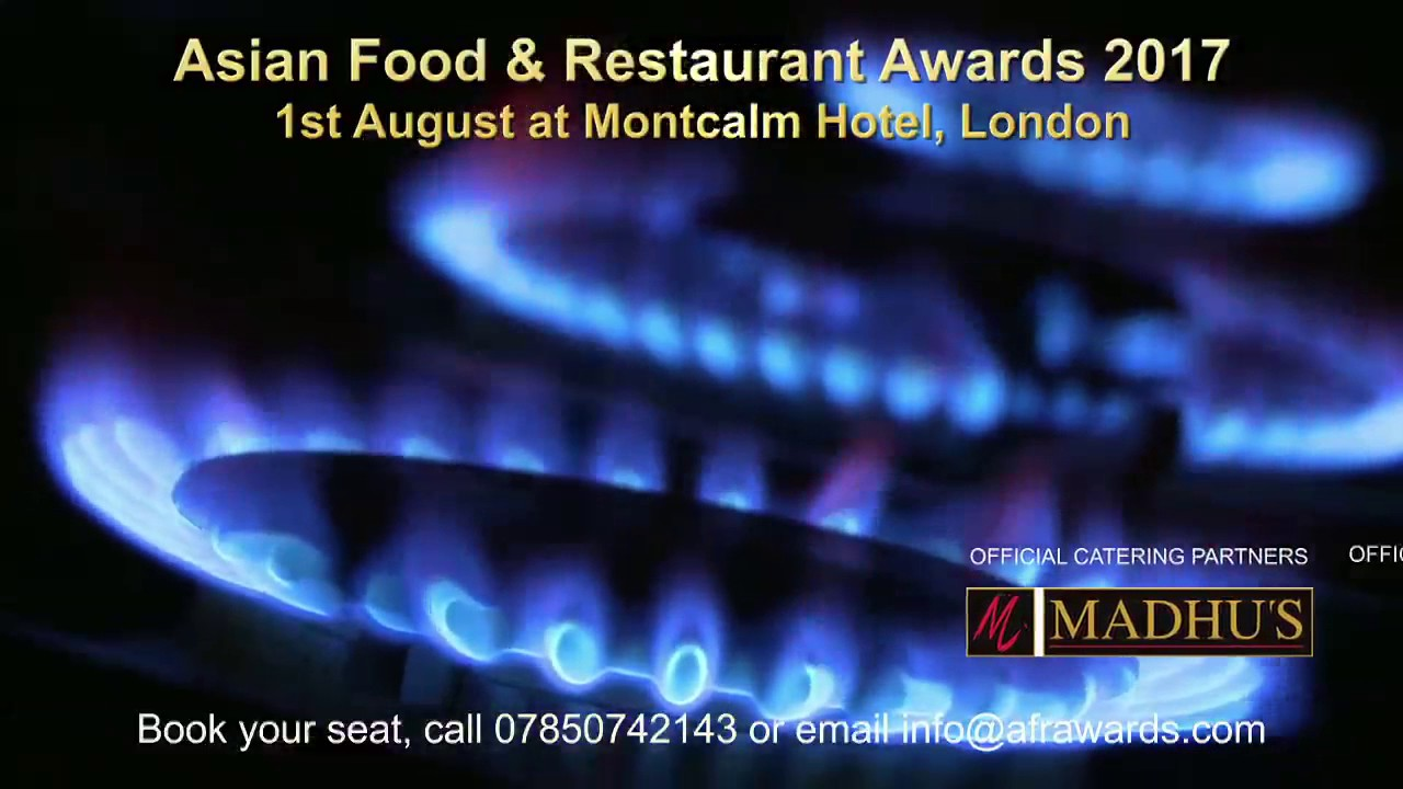 asian food and restaurant awards 2017 - youtube
