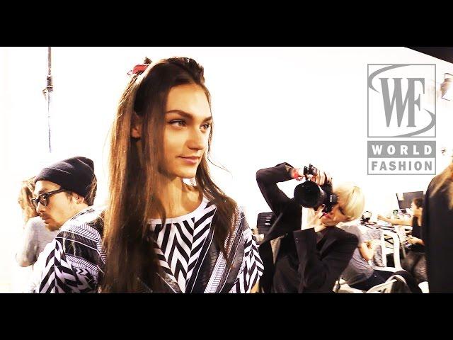 John Galliano Fall-Winter 15-16 Paris Fashion Week
