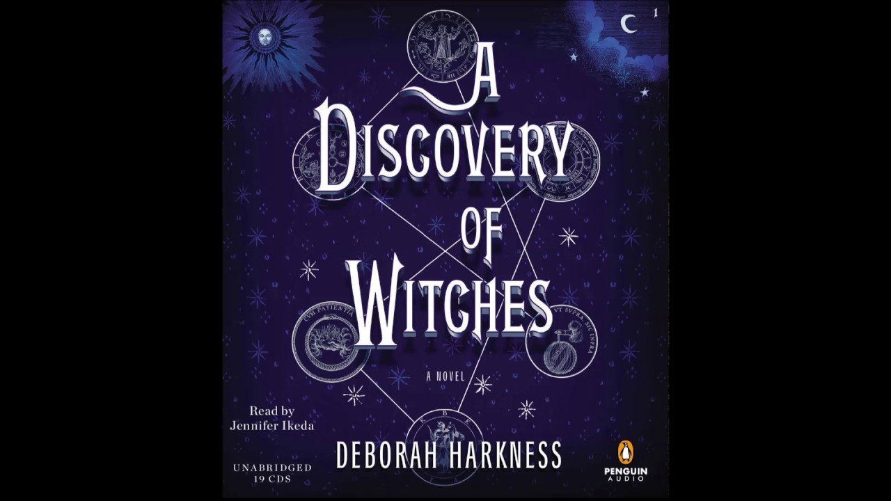 A Discovery of Witches by Deborah Harkness Audiobook Excerpt