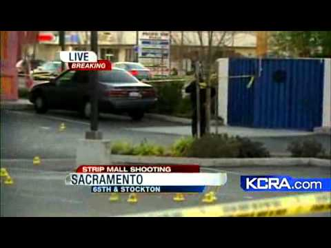 At Least 2 People Shot In South Sacramento Gun Fight