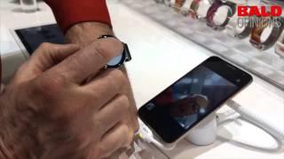 Alcatel one touch watch is modieus en veelzijdig. En bovendien nog eens goedkoop ook. thumbnail