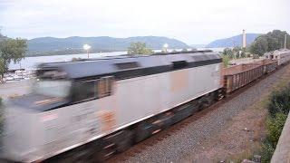 RARE CSX X980 w/ Ex-New Jersey Transit Locomotives & Arrow IIIs