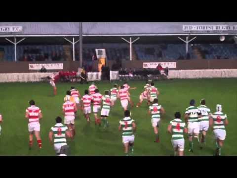 Rugby at Durham School - Mid-Season Highlights 2013