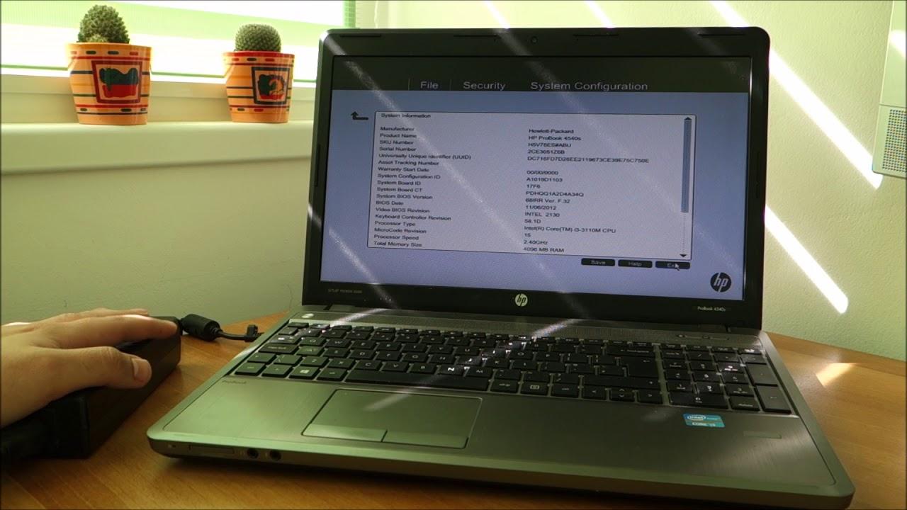 PROBOOK 4540S NETWORK DRIVERS PC