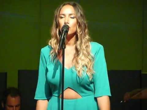 Leona Lewis - Run - Amberliegh Talent Showcase, London, 25/08/12