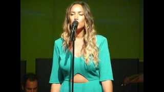 Leona Lewis - Run - Amberliegh Talent Showcase, London, 25/08/12