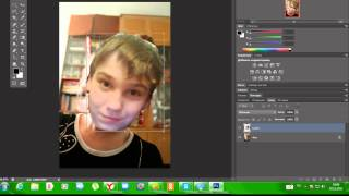 Обзор на фотошоп : как заменить лицо подруге и немного угарнуть;DDDDDDDDDD