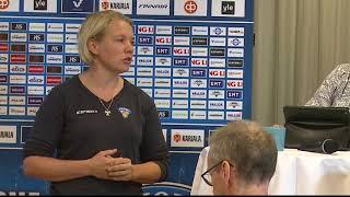 Emma Terho kertoo naisten MM-kotikisoista 2019