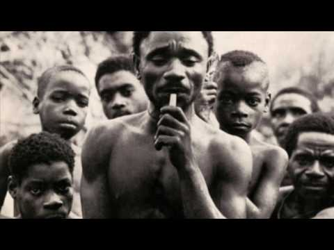The Ba-Benzélé Pygmies - Hindewhu (Whistle Solo)