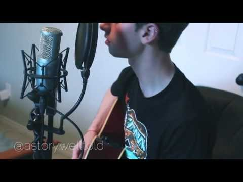 The XX - FICTION - Vocal and Guitar Acoustic Cover - astorywelltold