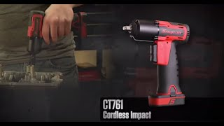14.4V MicroLithium CT761 Cordless Impact Wrench | Snap-on Tools