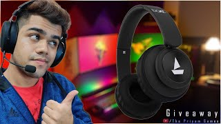 boAt Rockerz 450 Bluetooth On-Ear Headphone GIVEAWAY | The Priyam Games