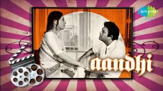 Tere Bina Zindagi Se (Revival -1) - Aandhi  [1975] - Kishore Kumar - Lata Mangeshkar