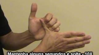 Palma da violão tocando dor na mão esquerda