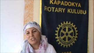 Cappadocia Rotary Club 10 Otizmli Çocuklar Yaz Kı 10th Summer C for Children with Autism