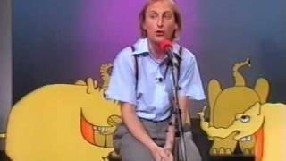 Otto - bei Wetten dass - mit eigener Version von Da, da, da - 1982