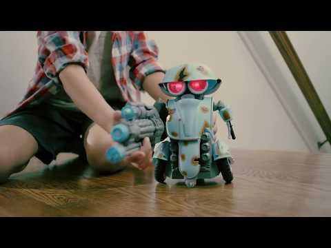 Интерактивная игрушка Hasbro Автобот Сквикс из фильма Трансформеры 5: Последний рыцарь
