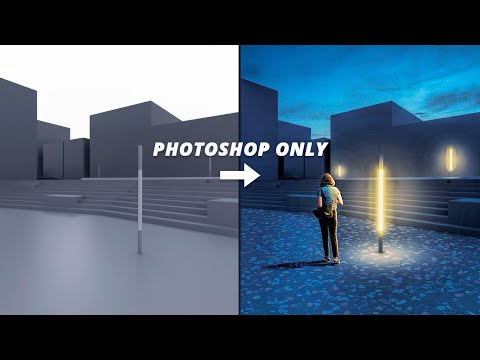 All you need to know about Lighting in Architecture Post-productions!