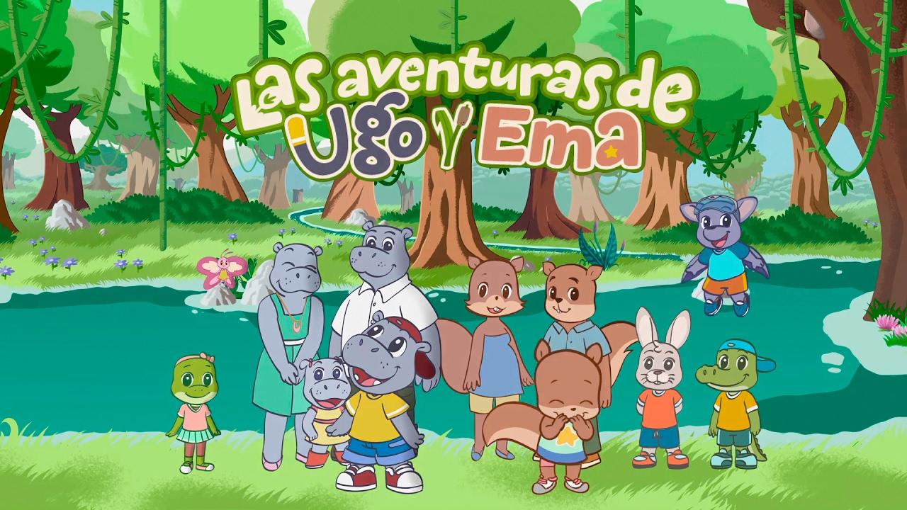 Resultado de imagen de Las Aventuras De Ugo Y Ema
