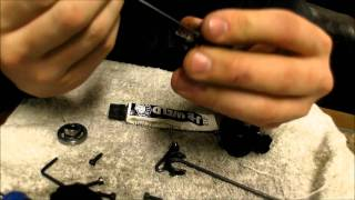 REAL limited slip differential for traxxas summit HOW TO