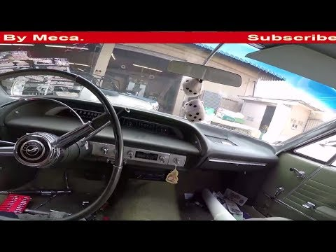 Remove and Repair A Dashboard of Chevy impala Classic  meca