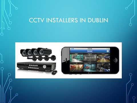 How much does CCTV cost in Dublin