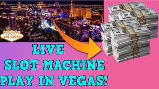 Live Stream - SLOTS @ Red Rock Casino! Lets Win!