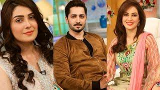 Ek Nayee Subha with Farah | Ayeza Khan | Danish Taimoor - Aplus Entertainment