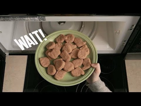 best way to cook frozen chicken nuggets