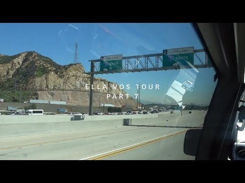 Freya Ridings - Ella Vos Tour Part 7 | Los Angeles